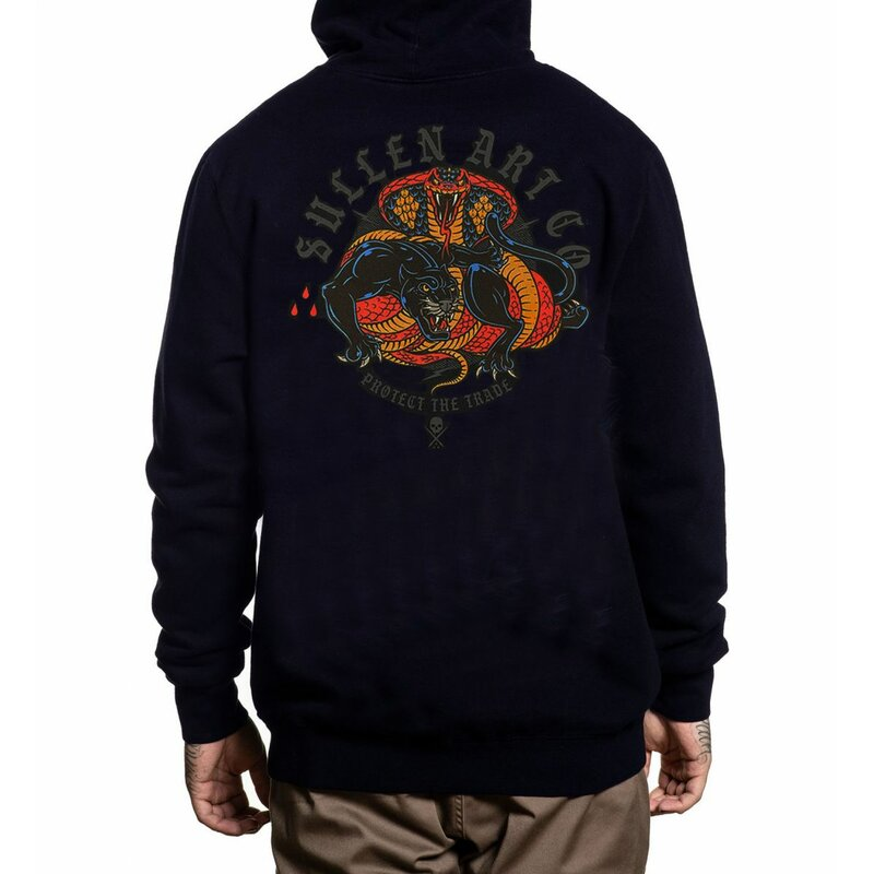 Sullen Clothing Hoodie - Hold Still