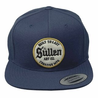 Sullen Clothing Snapback Cap - Endure Navy