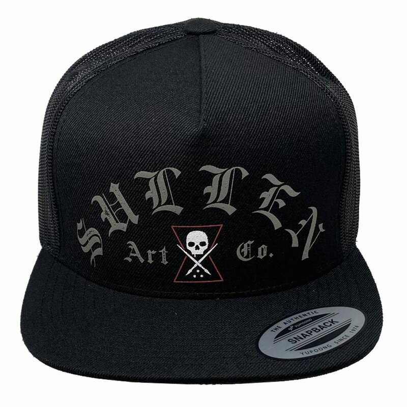 Sullen Clothing Trucker Cap - Widow Maker