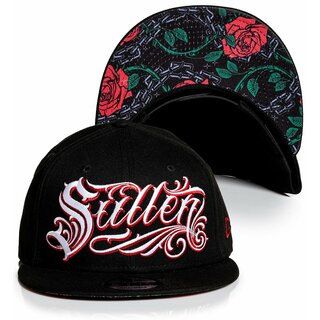 Sullen Clothing New Era Snapback Cap - Memoriam