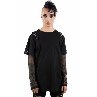 Killstar Long Sleeve Top - Deranged