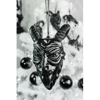 Killstar Christmas Ornaments Set of 6 - Krampus Hexmas
