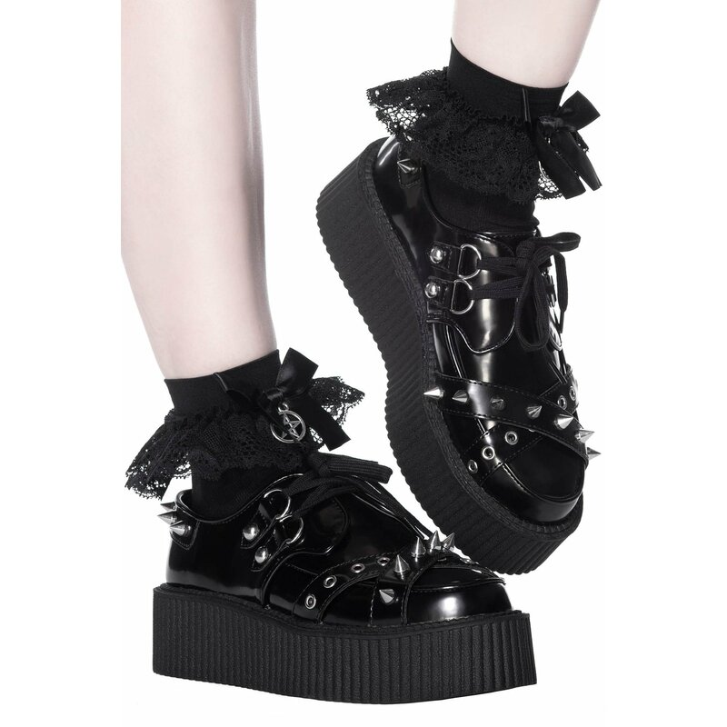 Killstar Platform Shoes - Twisted Creepers