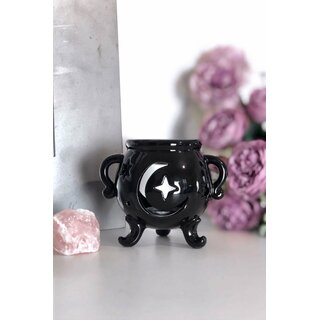 Killstar Oil Burner - Cauldron