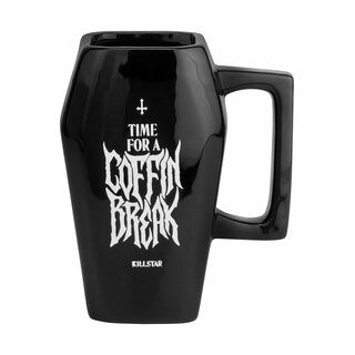 Killstar Mug - Coffin Break