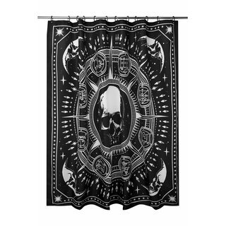 Killstar Shower Curtain - Conjuring