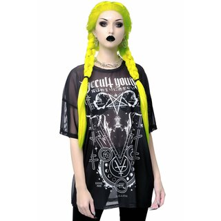 Killstar Mesh T-Shirt - Eris
