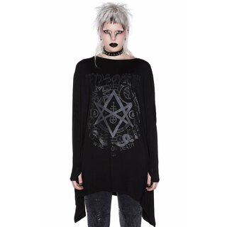 Killstar Tunic Mini Dress - Infinity