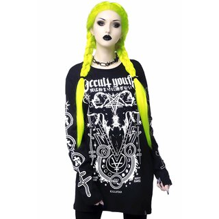 Killstar Long Sleeve T-Shirt - Occult Youth