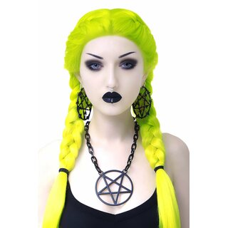 Killstar Necklace - Hextasy Chain Black