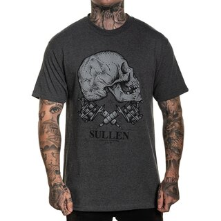 Sullen Clothing T-Shirt - Crossbones