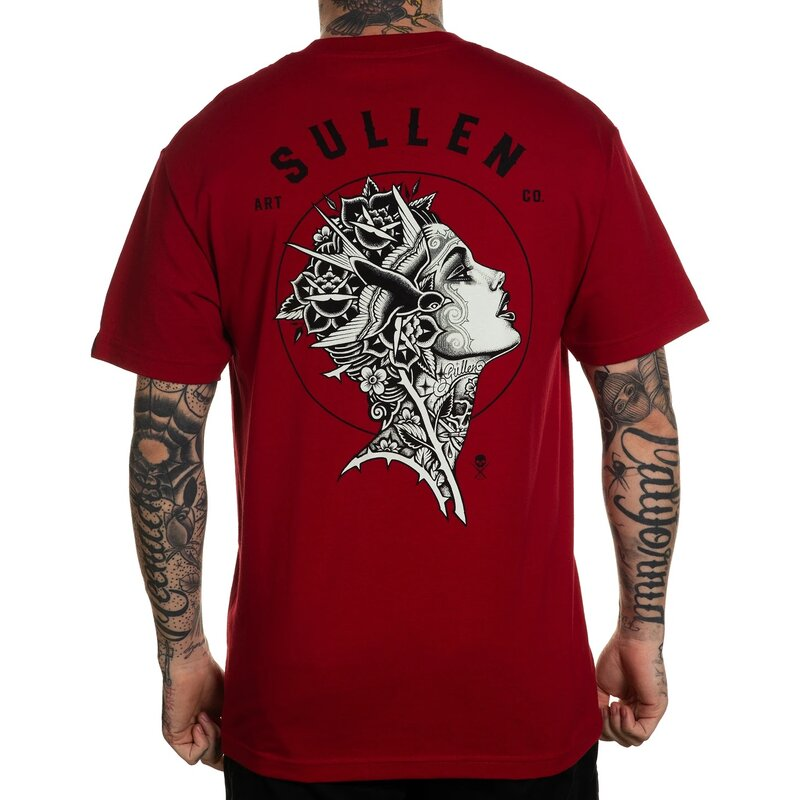 Sullen Clothing T-Shirt - Sparrow Throne