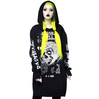 Killstar Sweater - Raise Hell Hoodie