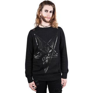 Killstar Sweatshirt - King Of The Damned