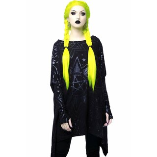 Killstar Tunic Mini Dress - Occultum