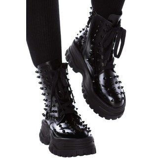 Killstar Combat Boots - Empire