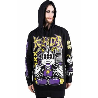 Killstar Sweater - Technomet Hoodie