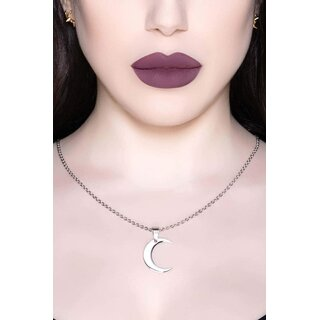 Killstar Necklace - Lunar Silver