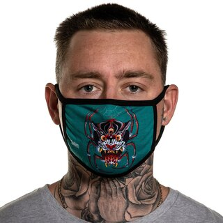 Sullen Clothing Face Mask - Hing Panther