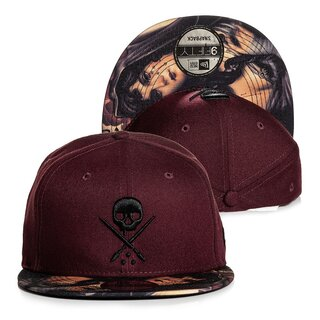 Sullen Clothing New Era Snapback Cap - Blesa Eternal
