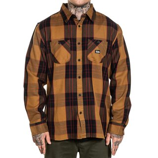 Sullen Clothing Flannel Shirt - Jobsite