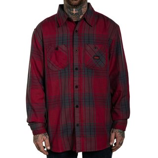 Sullen Clothing Flannel Shirt - Empire