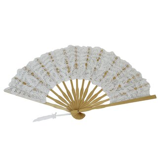 The Rock Shop Hand Fan - Angel
