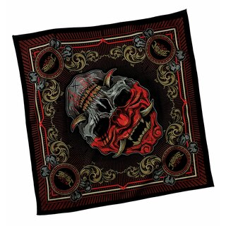 Hyraw Bandana - Skull Colour