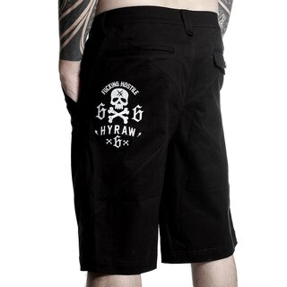 Hyraw Twill Shorts - Hostile