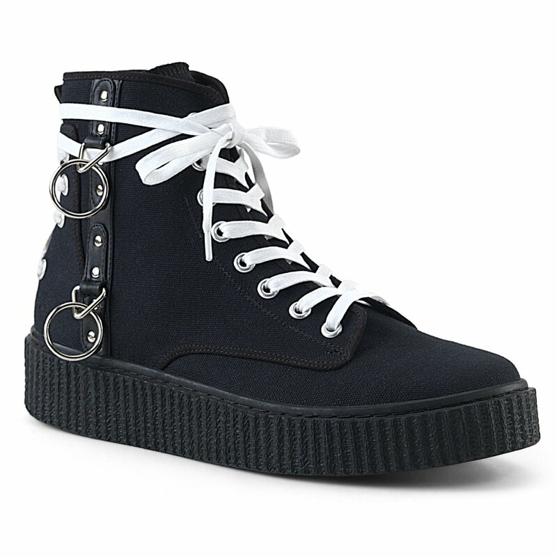Demonia High-Top Sneaker - Sneeker-256 37