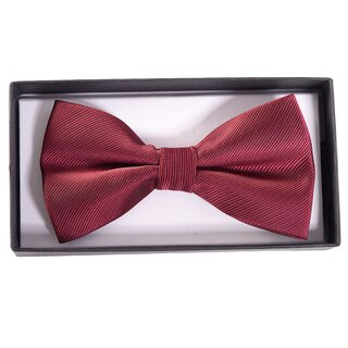 Banned Retro Bow Tie - Ribbon Dance Burgundy