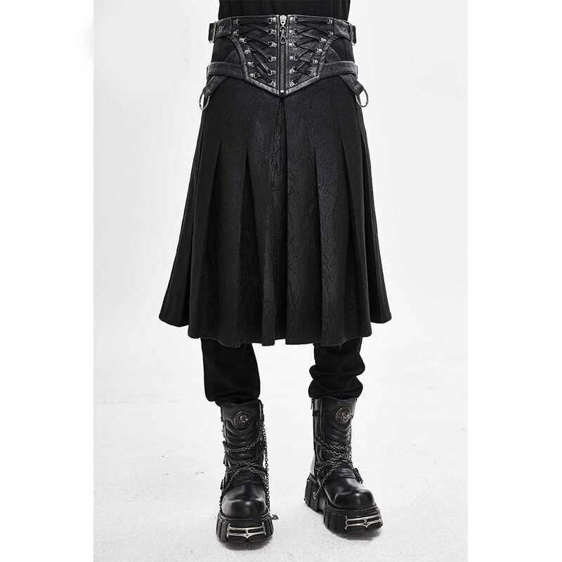 Devil Fashion Kilt - Eemeli 3XL