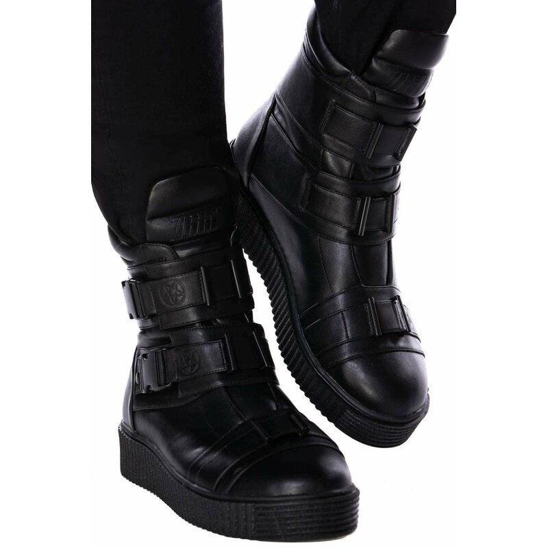Killstar High Top Sneakers - Briar 38