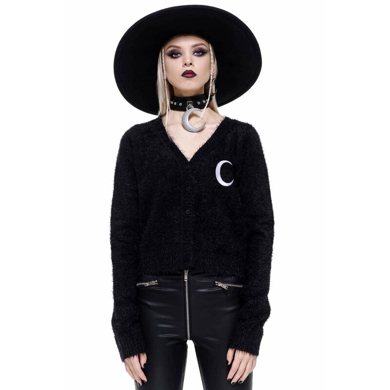 Killstar Cardigan - Crescent S