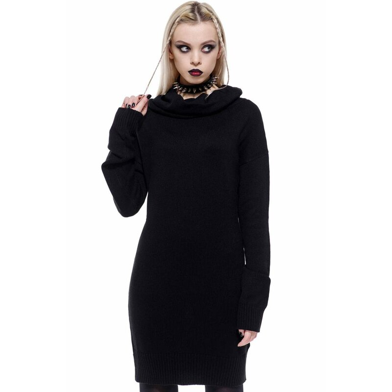 Killstar Sweater Minikleid - Type A L