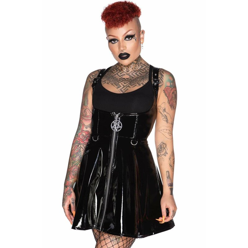 Killstar Mini Dress - Vexellent