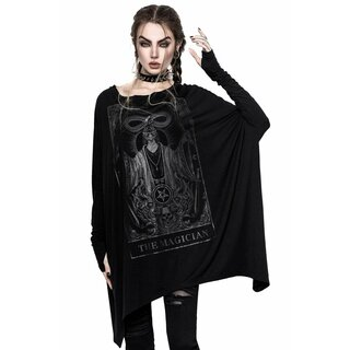 Killstar Tunic Mini Dress - Magician Tunic