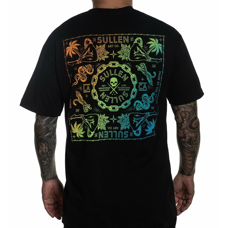 Sullen Clothing T-Shirt - Wild Side
