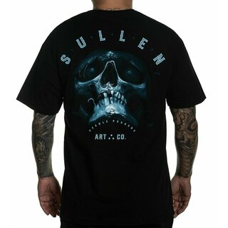 Sullen Clothing T-Shirt - Kobasic Skull