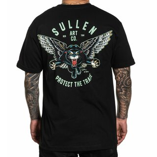 Sullen Clothing T-Shirt - Blaq Magic Black