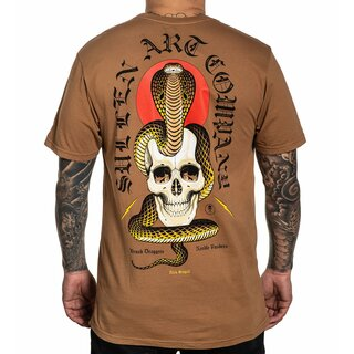 Sullen Clothing T-Shirt - King Cobra