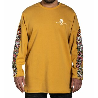Sullen Clothing Thermal Shirt - Torch