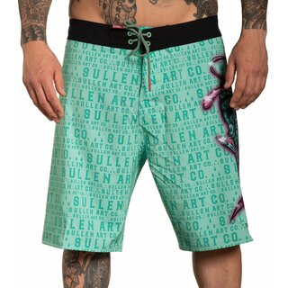 Sullen Clothing Board Shorts - Antikorpo
