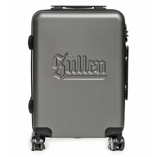 Sullen Clothing Carry-On Trolley - Blaq Paq Rhino Grey