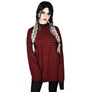 Killstar Sweatshirt - Ace Blood