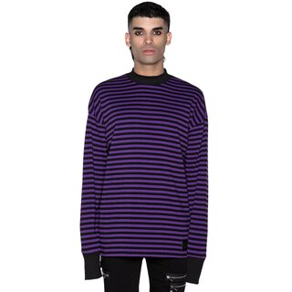 Killstar Sweatshirt - Ace Plum