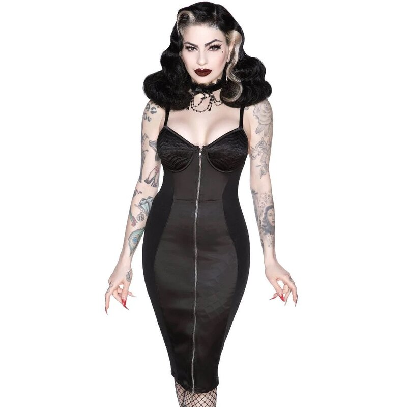 Killstar Pencil Dress - Dee Ville