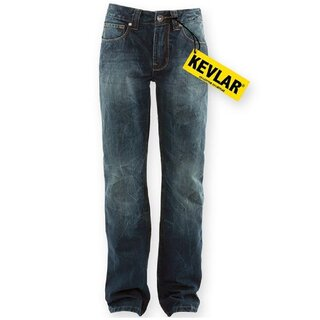 King Kerosin Speed King Kevlar Jeans Hose W36 L32
