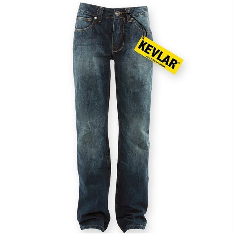 King Kerosin Speed King Kevlar Jeans Hose W32 L34